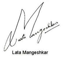 Graphology, signaturology, Put your signature for better luck ...
