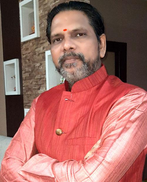 R. Nageswara Rao - Palmist